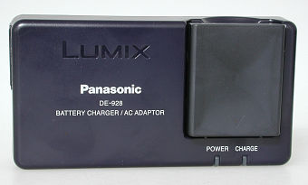 Panasonic Lumix DMC-FZ10