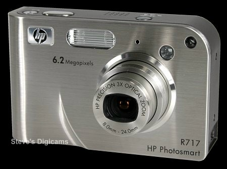 Click to take 360-degree QTVR tour of the HP PhotoSmart R717