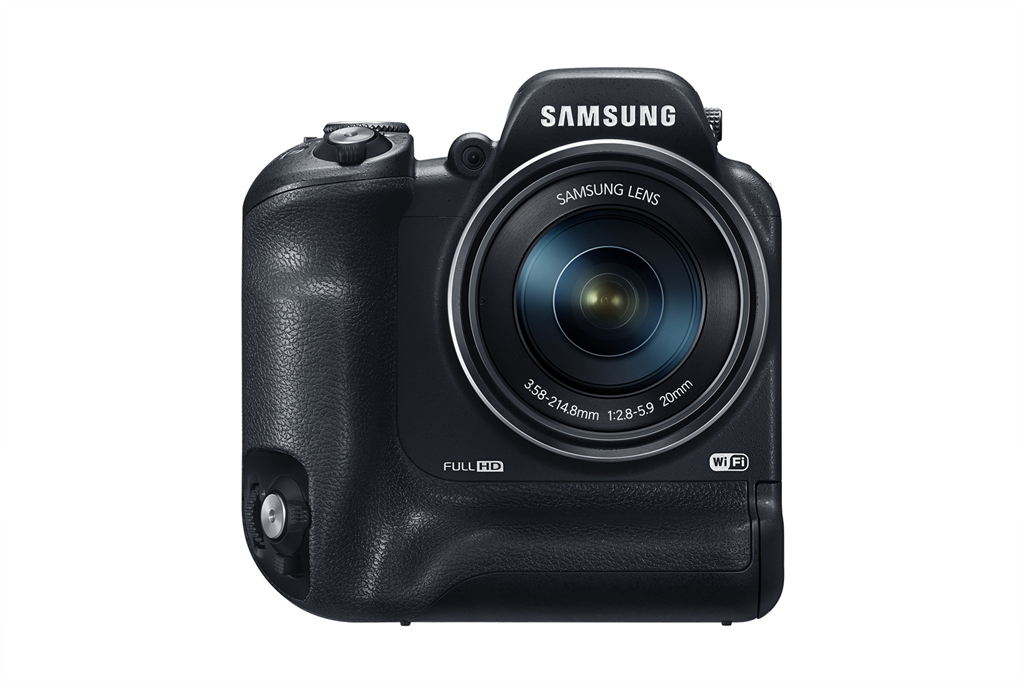 Samsung adds five new SMART Cameras - Steve's Digicams