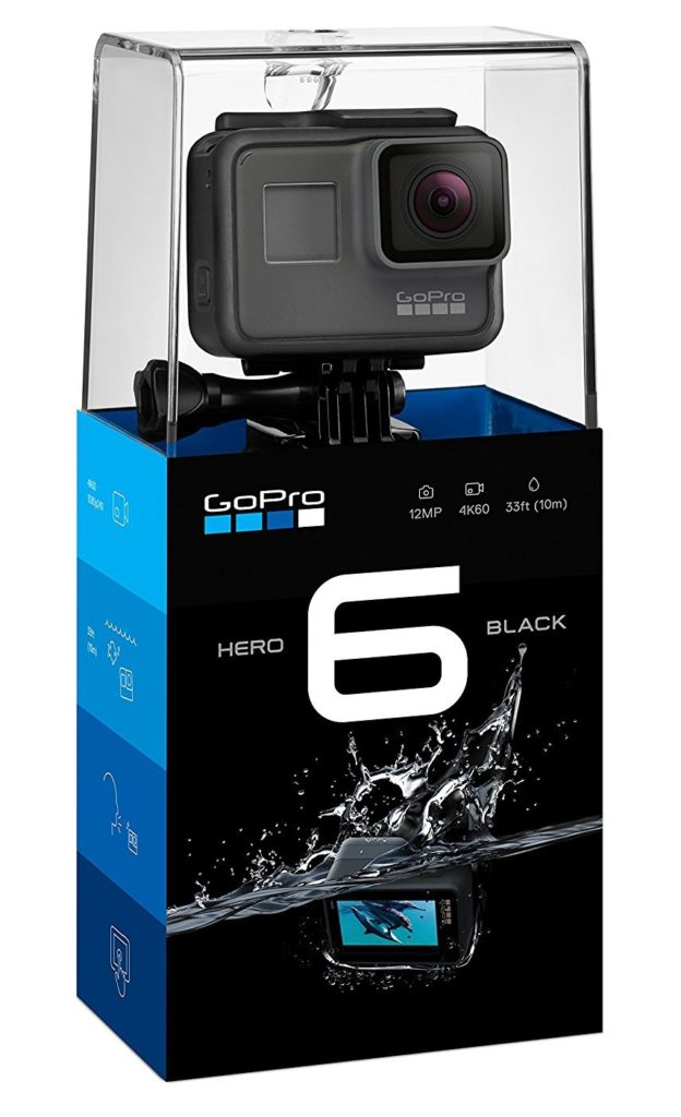 Buy the GoPro HERO 6 Black on Amazon!