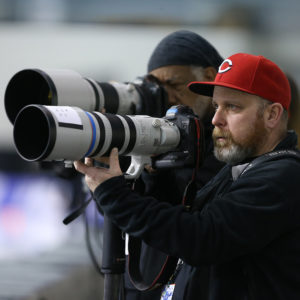 Photographing The Olympics with Jeff Swingman