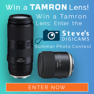 Tamron sponsored Photo Contest