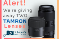 Photo Contest Alert! We're Giving Away TWO Tamron Lenses!