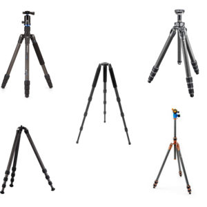 Top 5 Tripods for Landscape Photography
