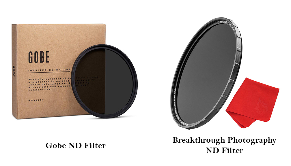 Beginner's Guide to Filters - ND