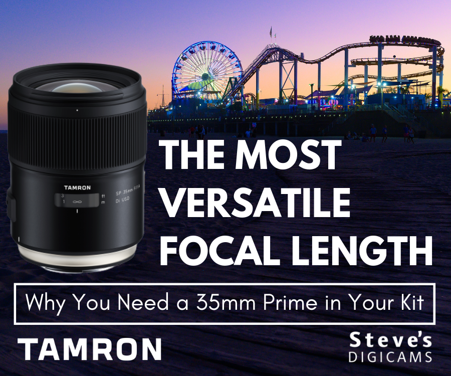 The Most Versatile Focal Length: Why You Need a 35mm Prime in Your Kit - Tamron 35mm SP F/1.4 Sponsored Post