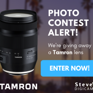 Steve's Digicams / Tamron Portrait Photo Contest Fall 2019