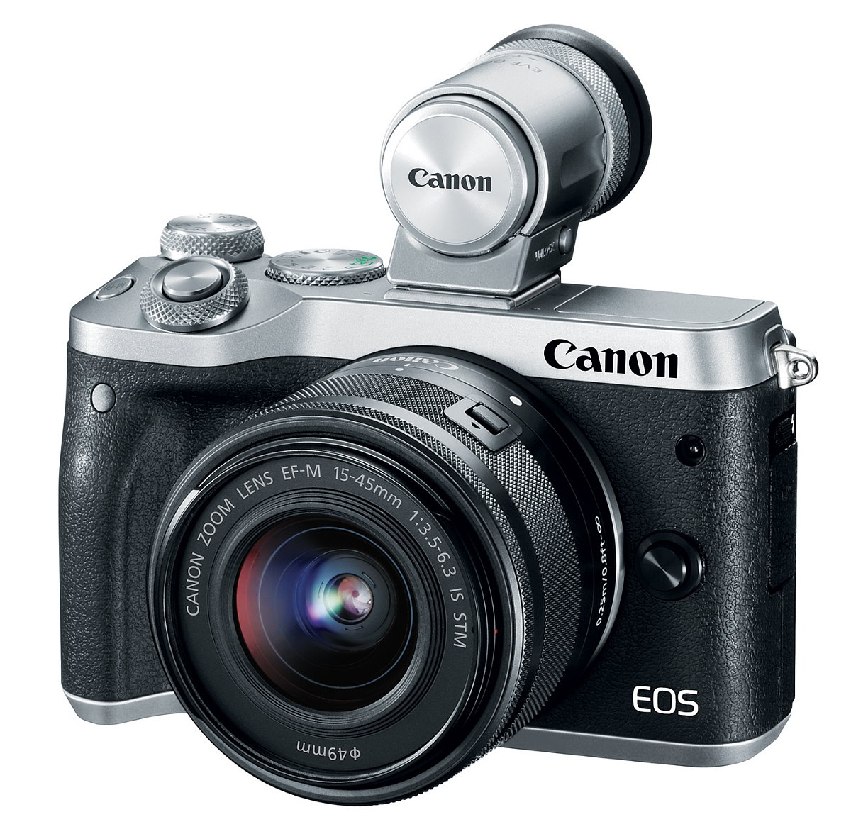 Canon EOS M6 Review Overview