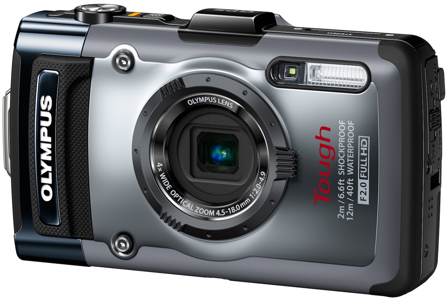 Read Olympus TG-1 iHS Review