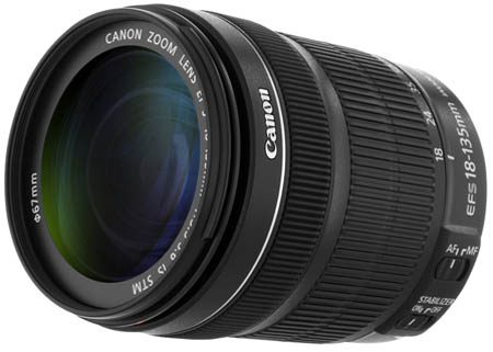 Read Canon EF-S 18-135mm f/3.5-5.6 IS STM Review