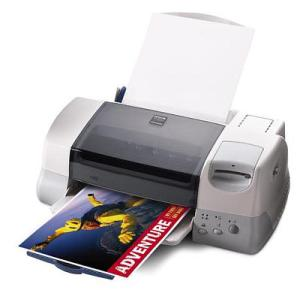 Epson Stylus Photo 875DC Inkjet Printer