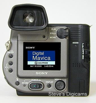 steves digicams sony mavica fd 95 user review rh steves digicams com Sony FD Mavica MVC FD100 FD200 Sony FD Mavica MVC FD100 FD200