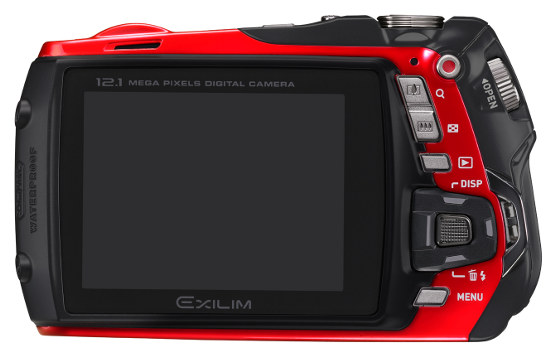 Casio Unveils Their First Waterproof Exilim, The Ex-G1 ...