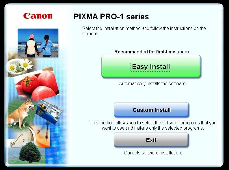 canon pixma mp250 software